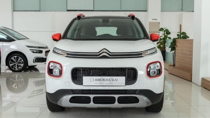 2019 Citroën New C3 AIRCROSS SUV Exterior 002