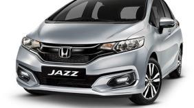 Honda Jazz (2018) Exterior 002