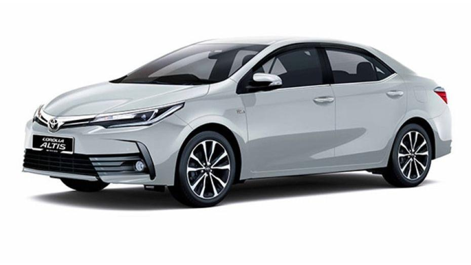 Toyota Corolla Altis (2018) Others 002
