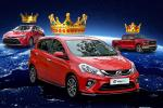 What are some of the best-selling cars globally?