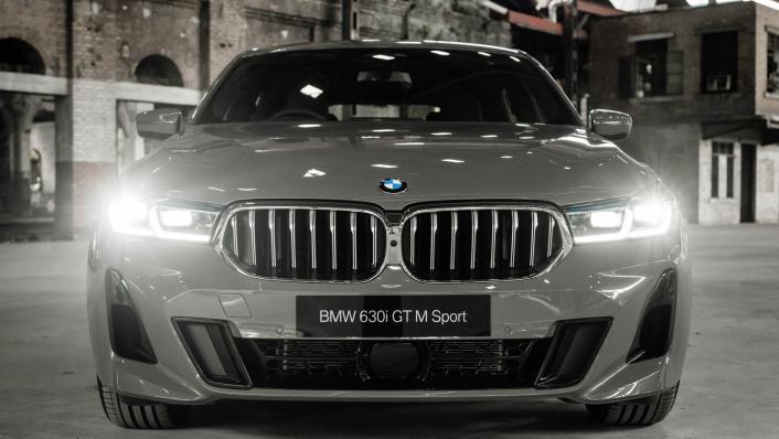 2021 BMW 6 Series GT 630i M Sport Exterior 007
