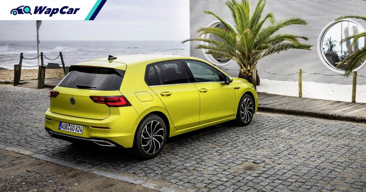 VW Golf Mk8 to launch in more RHD countries, Malaysia by 2H 2021 01