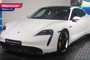 Porsche Taycan dilancarkan di Malaysia – RM 725 ribu sahaja? 761 PS dan 1050 Nm tork
