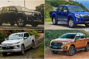 Which pick-up truck offers the most power for the least money?