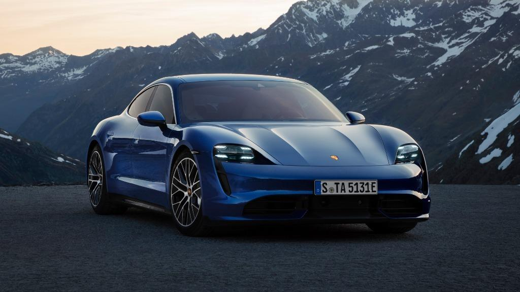 Porsche Taycan debuts: 761 PS and 1,050 Nm, needs only 2-Speed transmission 01