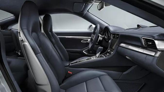 2019 Porsche 911 911 Turbo Cabriolet Interior 001
