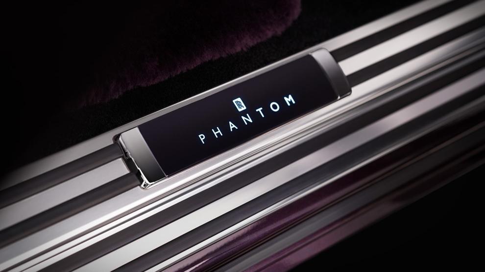 2018 Rolls-Royce Phantom Extended Wheelbase Interior 004