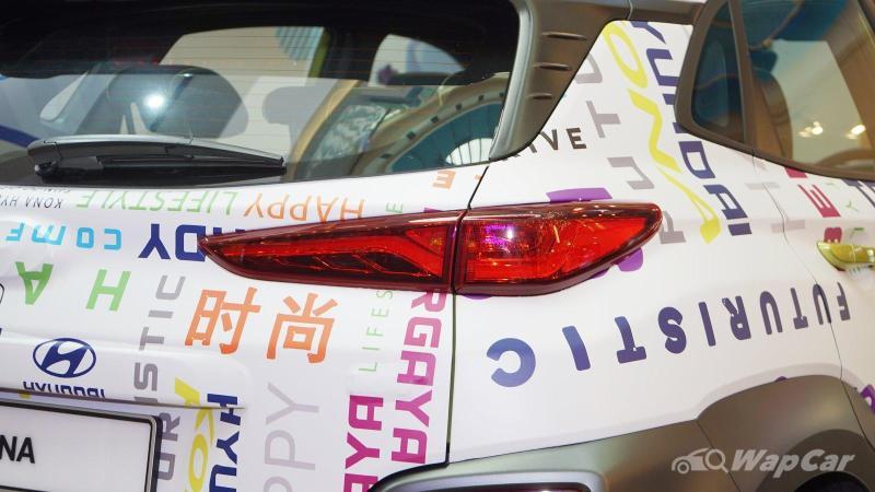 Superlative-wrapped Hyundai Kona showcased in Malaysia - more than meets the eye 02