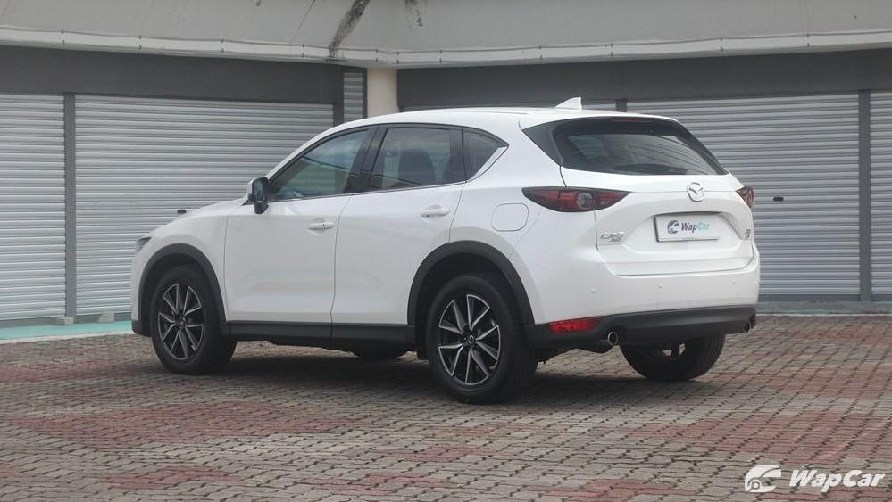 2019 Mazda CX-5 2.5L TURBO Exterior 043