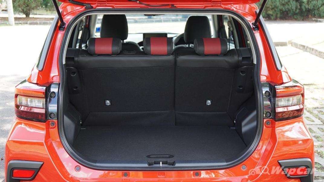 2021 Perodua Ativa 1.0L Turbo AV Special Metallic Interior 082
