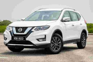 Ratings - Nissan X-Trail performance and ride comfort, 4/5 for seat support