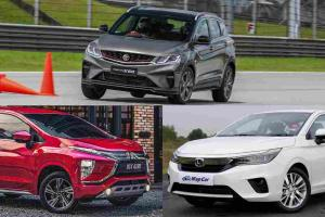 Maintenance cost comparison: Proton X50, Honda City, Mitsubishi Xpander - Which car is the cheapest?