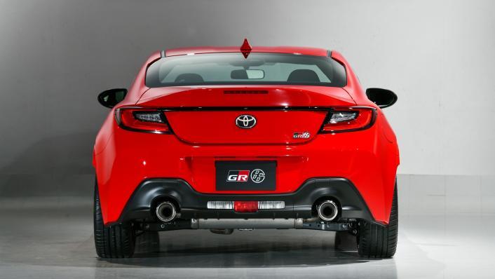 2021 Toyota 86 Exterior 004