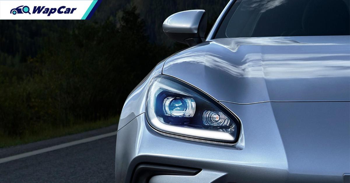 All-new 2022 Subaru BRZ to be revealed on 18 November 01