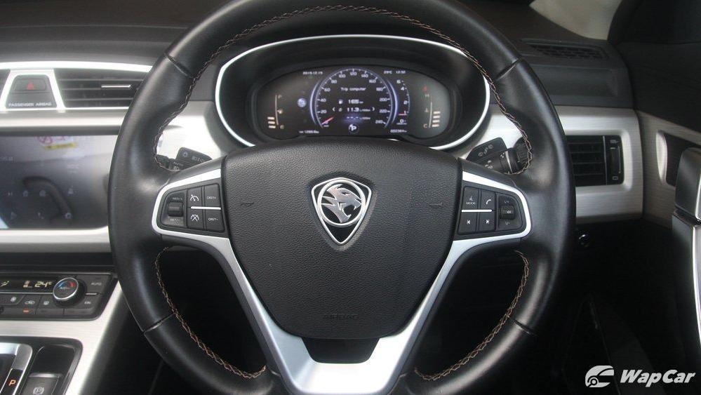2018 Proton X70 1.8 TGDI Premium 2WD Interior 080