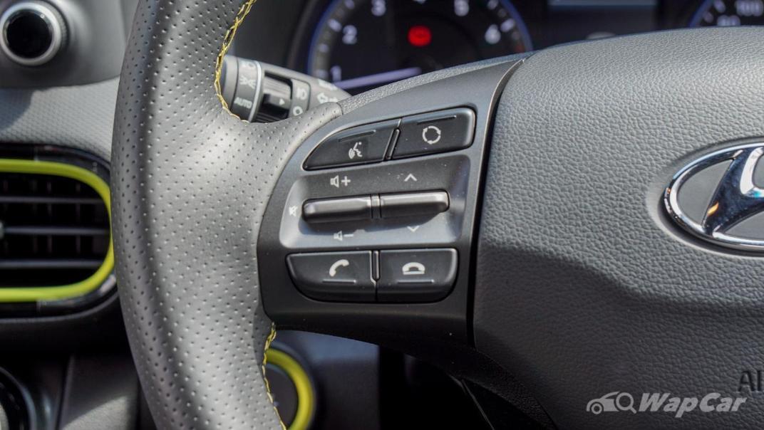 2020 Hyundai Kona 1.6 T-GDi High Interior 006