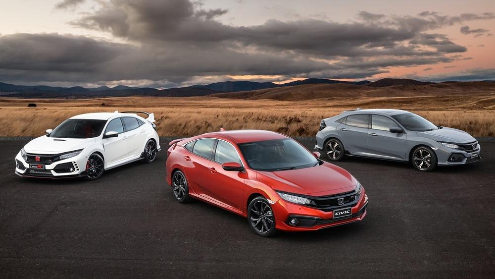 Honda Civic continues to pull strong in USA, shrugs off talks of slowing C-segment 01