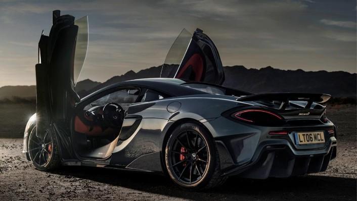 McLaren 600LT(2019) Exterior 009
