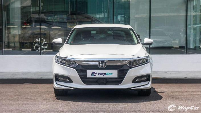 2020 Honda Accord 1.5TC Premium Exterior 002