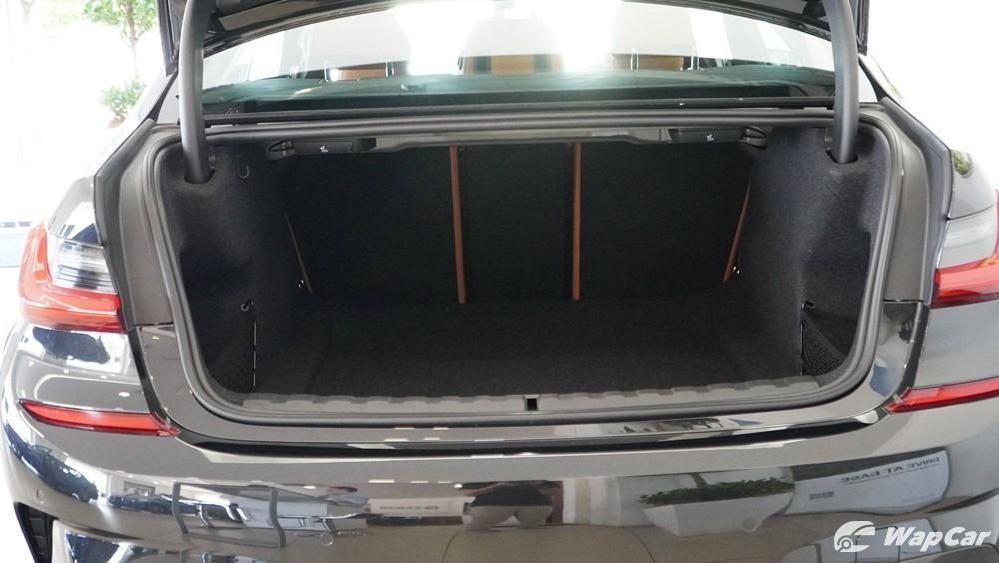 2019 BMW 3 Series 330i M Sport Interior 096