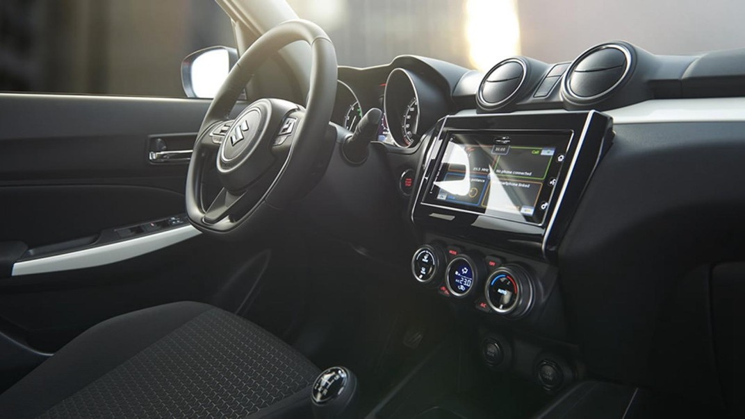 2020 Suzuki Swift International Version Interior 002