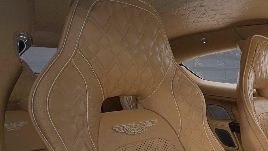 Aston Martin Rapide S (2015) Interior 003