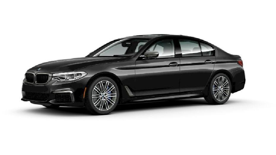 BMW 5 Series (2019) Others 004