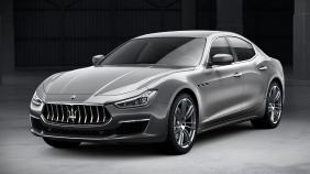 Maserati Ghibli (2019) Exterior 002