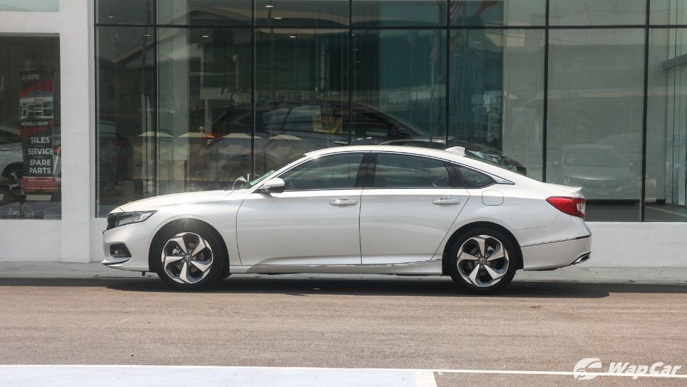 2020 Honda Accord 1.5TC Premium Exterior 008