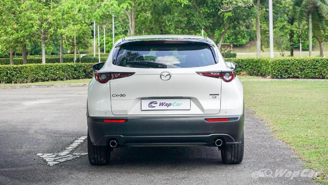 2020 Mazda CX-30 SKYACTIV-G 2.0 High Exterior 006