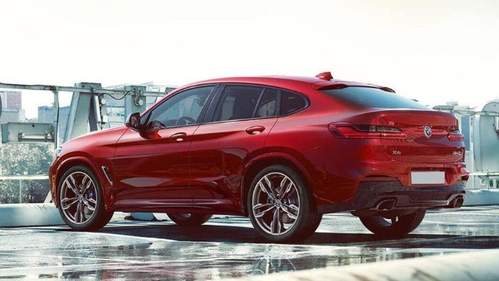 BMW X4 (2018) Exterior 002