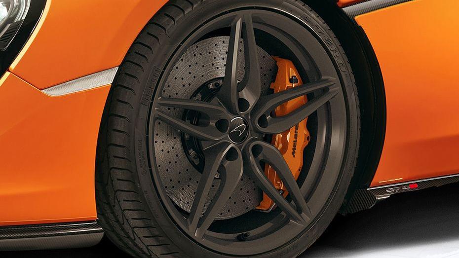 McLaren 570S (2019) Exterior 012