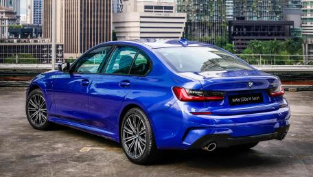 2020 BMW 3 Series 330e Price, Specs, Reviews, Gallery In Malaysia | WapCar