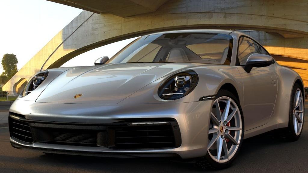 2019 Porsche 911 Carrera S Cabriolet Exterior 003