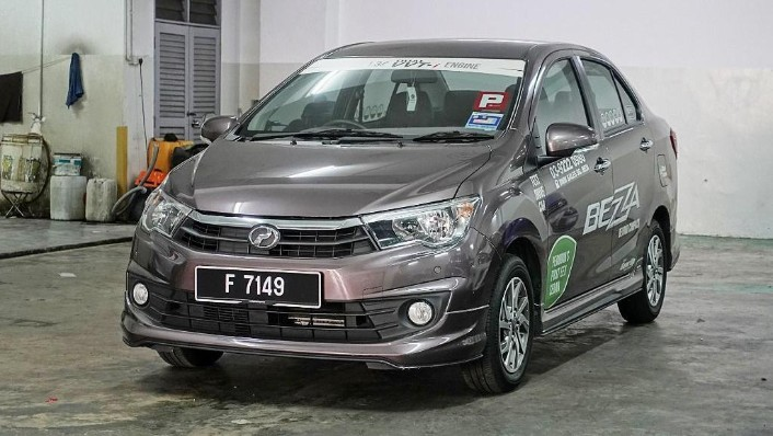 2018 Perodua Bezza 1.3 Advance Exterior 001