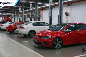 Pemilik Volkswagen boleh uruskan servis kereta atas-talian – mudah dan selamat!