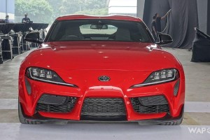 Toyota GR Supra, what are your options when you have half a million to spare?
