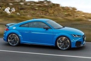 Audi RS cars now available in Thailand - TT RS, RS4 Avant, RS Q8