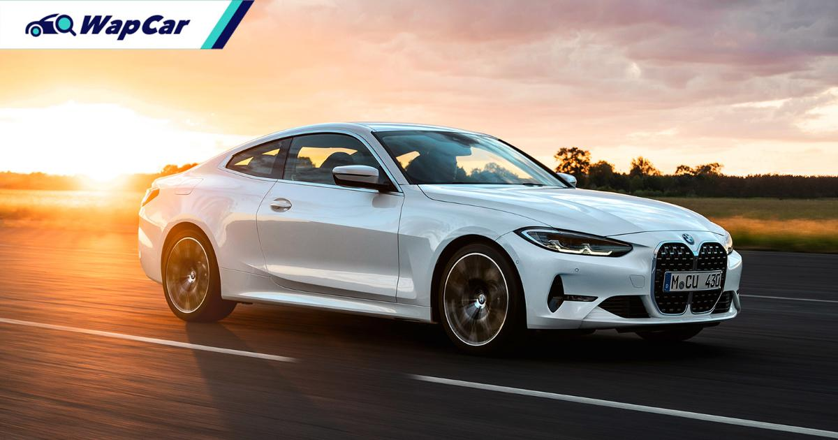 All-new 2021 G22 BMW 4 Series open for pre-booking, priced from RM 419k 01