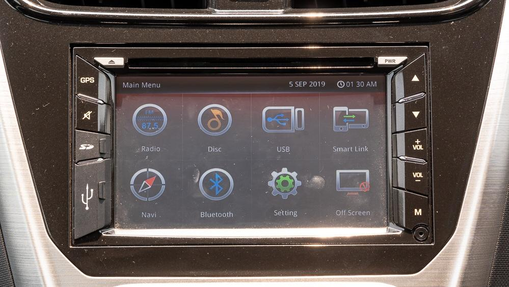2018 Perodua Axia Advance 1.0 AT Interior 009