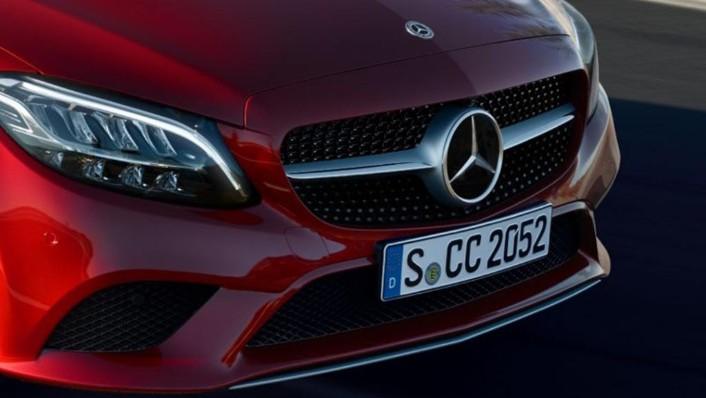Mercedes-Benz C-Class Coupe (2019) Exterior 002