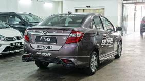 2018 Perodua Bezza 1.3 Advance Exterior 005
