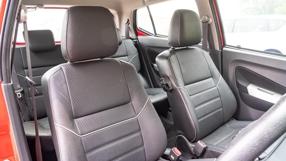 2018 Perodua Axia Advance 1.0 AT Interior 018
