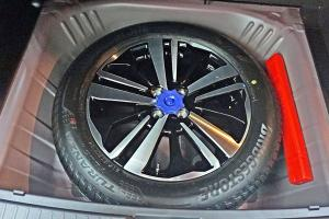 Does the Perodua Ativa (D55L) come with a spare wheel?