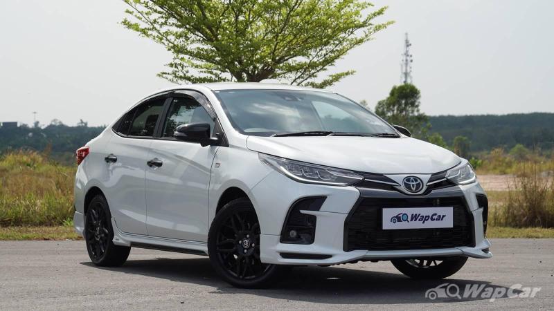 Toyota Vios 2021 - 4 varian termasuk GR-S, nak pilih yang mana? 02