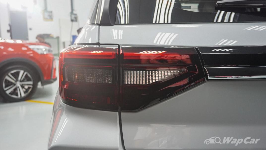 2021 Perodua Ativa 1.0L Turbo AV Exterior 047