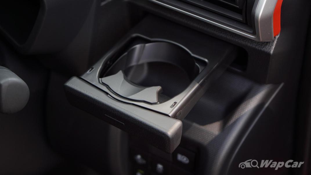 2021 Perodua Ativa 1.0L Turbo AV Special Metallic Interior 017