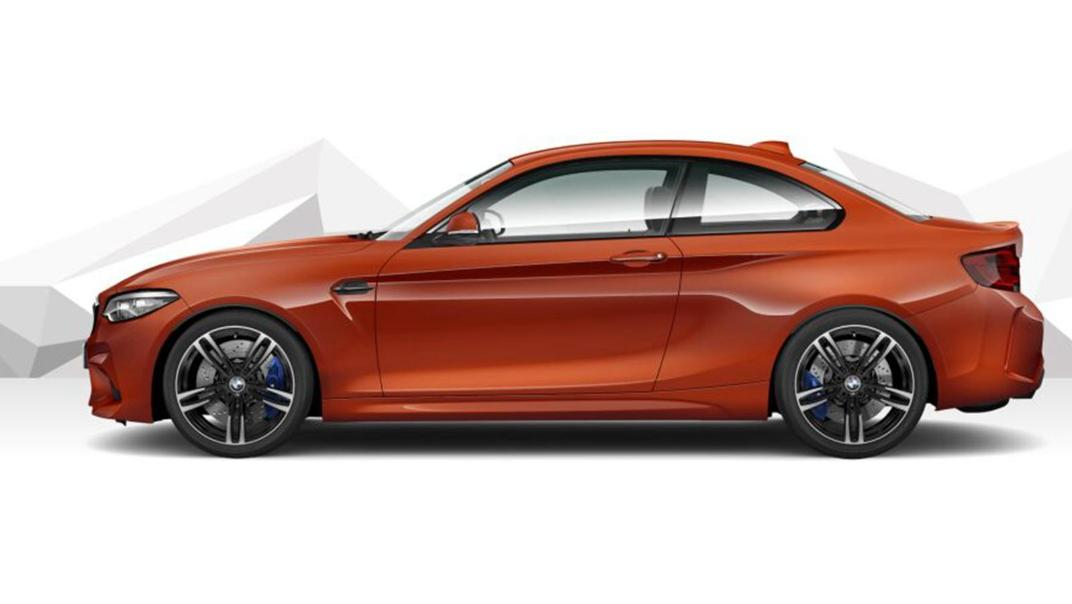 2019 BMW M2 Competition DCT Others 002
