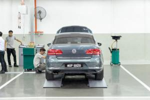 VW Group opens regional parts distribution hub in Malaysia