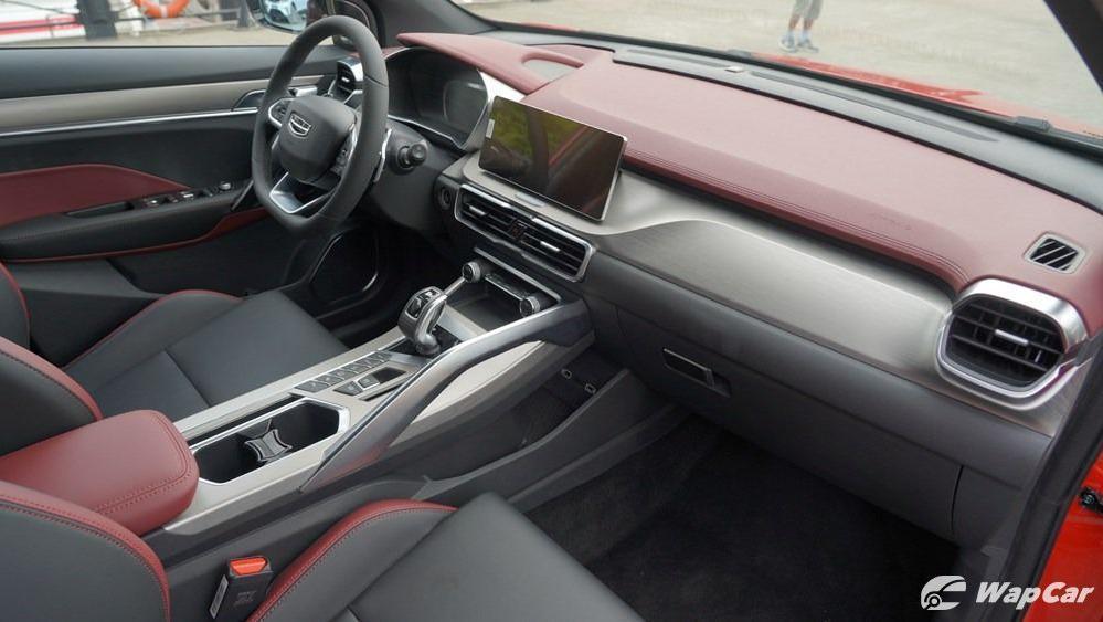 Proton X50 (2020) Interior 008